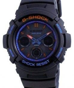 Casio G-Shock City Analog Digital Diver's Tough Solar AWR-M100SCT-1A AWRM100SCT-1 200M Men's Watch