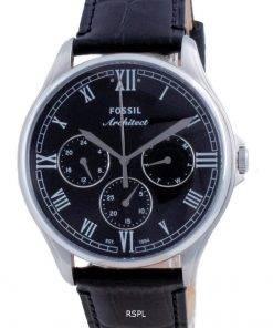 Fossil ARC-02 Chronograph Croco Leather Quartz FS5802 Men's Watch