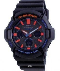 Casio G-Shock City Analog Digital Tough Solar Diver's Eco-Drive GAS-100CT-1A GAS100CT-1 200M Men's Watch