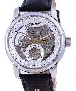 Ingersoll The Baldwin Skeleton Dial Leather Automatic I11002 Men's Watch
