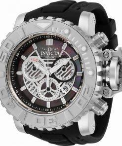 Invicta Sea Hunter Chronograph Diver's Quartz 32638 200M Men's Watch