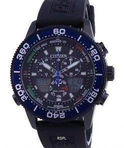 Citizen Promaster Marine Yacht Timer Eco-Drive JR4065-09E 200M Diver's Men's Watch