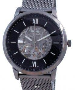 Fossil Neutra Skeleton Stainless Steel Automatic ME3185 Men's Watch