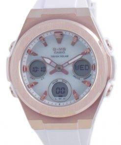 Casio Baby-G G-MS Analog Digital Tough Solar MSG-S600G-7A MSGS600G-7 100M Women's Watch