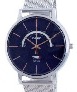 Casio Classic Analog Quartz MTP-B105M-2A MTPB105M-2 Men's Watch