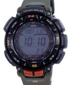 Casio Protrek Tough Solar Digital Compass PRG-240-3 PRG240-3 100M Men's Watch
