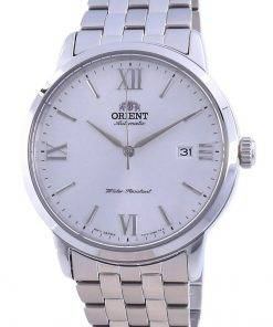 Orient Contemporary White Dial Stainless Steel Automatic RA-AC0F10S10B Men's Watch