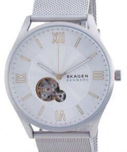 Skagen Holst Open Heart Stainless Steel Automatic SKW6711 Men's Watch