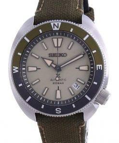 Seiko Prospex Land Tortoise Automatic Diver's SRPG13 SRPG13K1 SRPG13K 200M Men's Watch