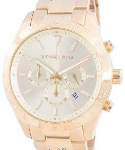 Refurbished Michael Kors Layton Quartz Chronograph MK8782 Mens Watch