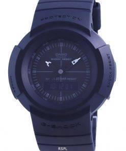 Casio G-Shock Analog Digital AW-500BB-1E AW500BB-1 200M Mens Watch