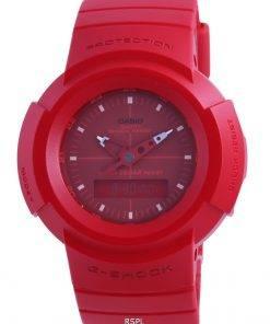 Casio G-Shock Standard Analog Digital Automatic AW-500BB-4E AW500BB-4 200M Mens Watch