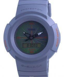 Casio G-Shock Limited Edition Analog Digital Quartz AW-500MNT-8A AW500MNT-8 200M Mens Watch