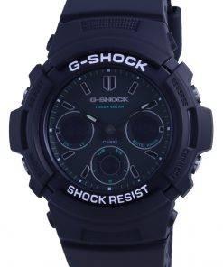 Casio G-Shock Special Colour Analog Digital Tough Solar AWR-M100SMG-1A AWRM100SMG-1 200M Mens Watch