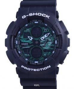 Casio G-Shock Midnight Green Special Colour Analog Digital GA-140MG-1A GA140MG-1 200M Mens Watch
