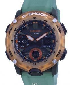 Casio G-Shock Special Colour Analog Digital GA-2000HC-3A GA2000HC-3 200M Mens Watch