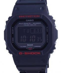 Casio G-Shock Origin Tough Solar Bluetooth Radio Controlled Digital GW-B5600HR-1 GWB5600HR-1 200M Mens Watch