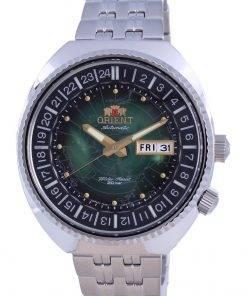 Orient World Map Revival Divers Automatic RA-AA0E02E09C 200M Mens Watch