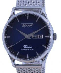 Tissot Heritage Visodate Powermatic 80 T118.430.11.041.00 T1184301104100 Mens Watch