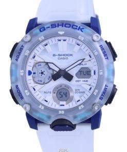 Casio G-Shock Limited Edition Hidden Coast Analog Digital GA-2000HC-7A GA2000HC-7 200M Mens Watch