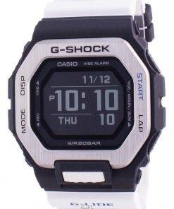 Casio G-Shock G-Lide Mobile Link Quartz GBX-100-7 GBX100-7 200M Mens Watch