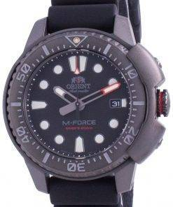 Orient M-Force Automatic Divers RA-AC0L03B00B 200M Mens Watch