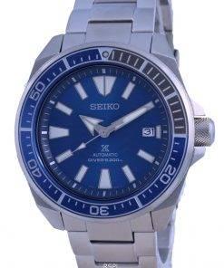 Seiko Prospex Samurai Save The Ocean Special Edition Divers Automatic SRPD23 SRPD23K1 SRPD23K 200M Mens Watch