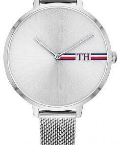 Tommy Hilfiger Alexa Silver Dial Stainless Steel Quartz 1782157 Womens Watch