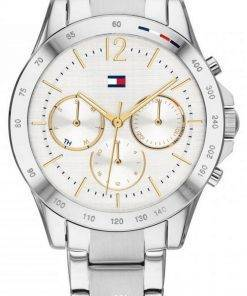 Tommy Hilfiger Haven Silver Dial Stainless Steel Quartz 1782194 Womens Watch